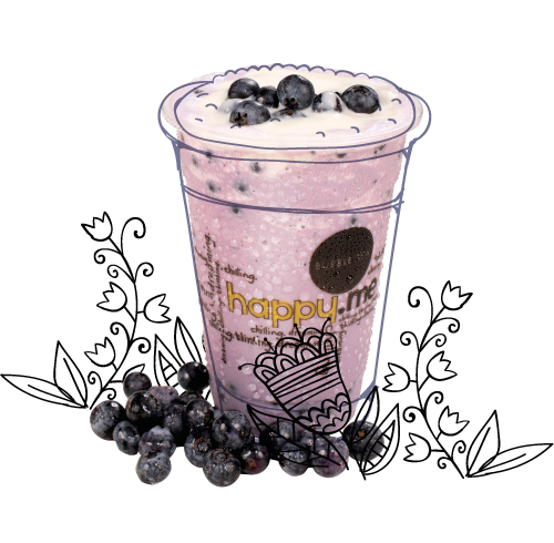 Bubble Tea Gourmet Coffee Smoothies And Mixology Happy Me